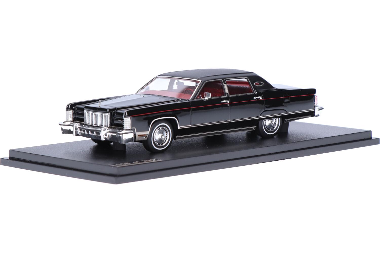 Lincoln Continental - Modelauto schaal 1:43