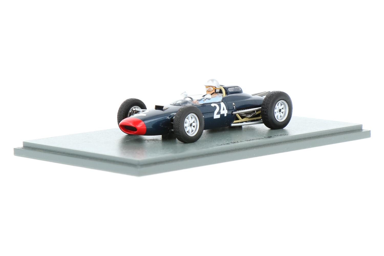 Lola MK4 - Modelauto schaal 1:43