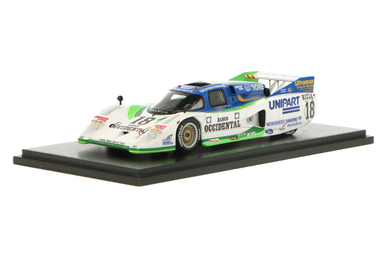 Lola T600 - Modelauto schaal 1:43