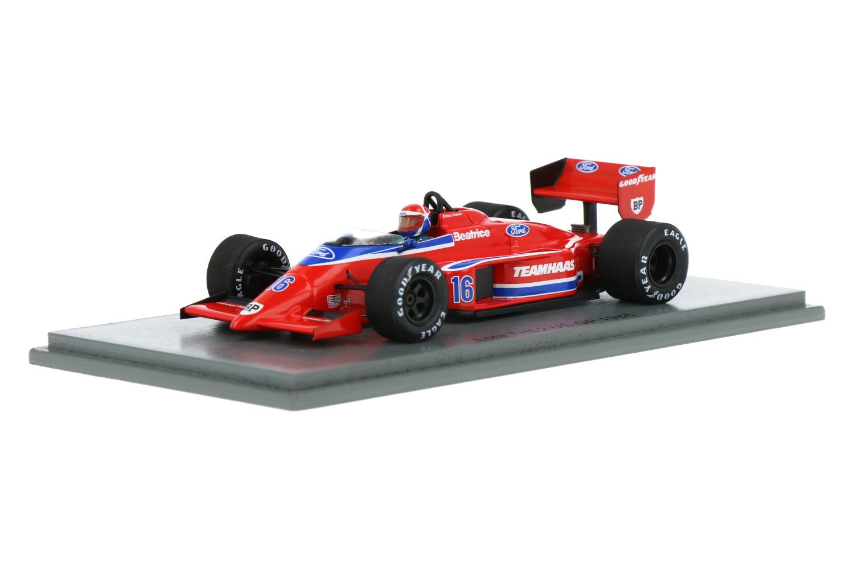 Lola THL2 - Modelauto schaal 1:43