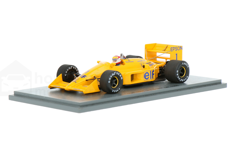 Lotus 100T - Modelauto schaal 1:43