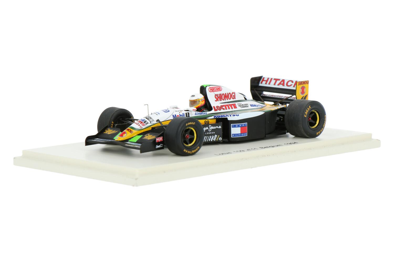 Lotus 109 - Modelauto schaal 1:43