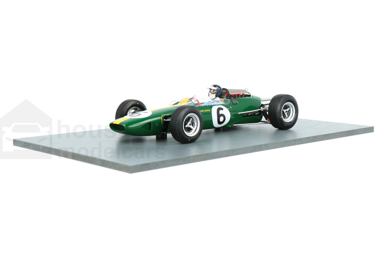 Lotus 25 - Modelauto schaal 1:18