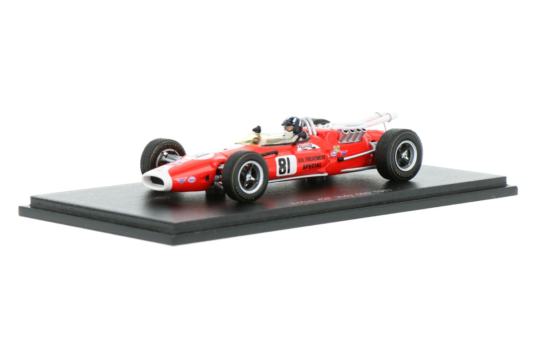 Lotus 42F - Modelauto schaal 1:43
