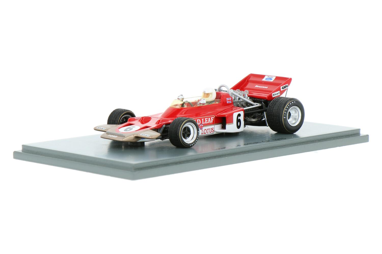 Lotus 72B - Modelauto schaal 1:43