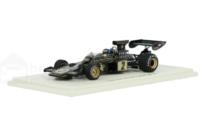 Lotus 72E - Modelauto schaal 1:43