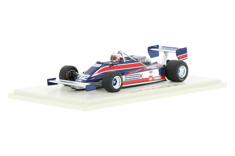 Lotus 81 - Modelauto schaal 1:43