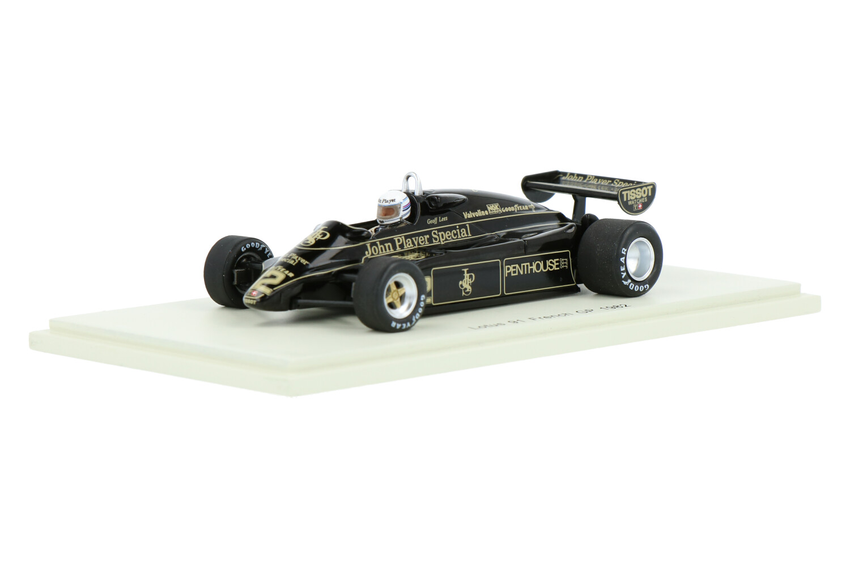 Lotus 91 - Modelauto schaal 1:43