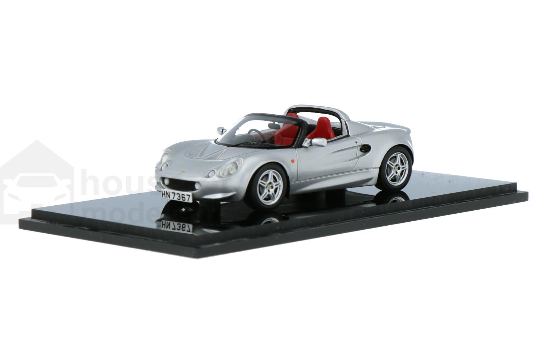 Lotus Elise S1 - Modelauto schaal 1:43