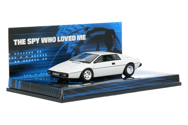 Lotus Esprit S1 - Modelauto schaal 1:43