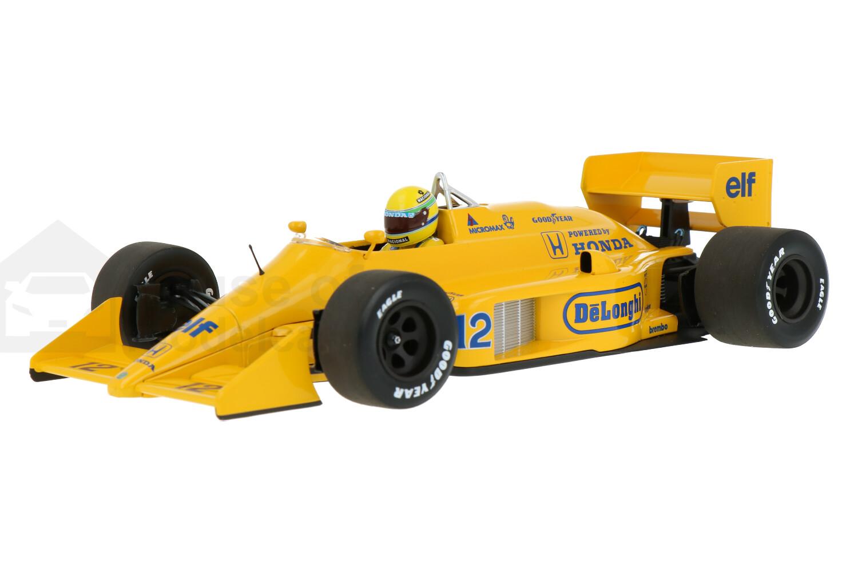 Lotus Honda 99T Honda - Modelauto schaal 1:18