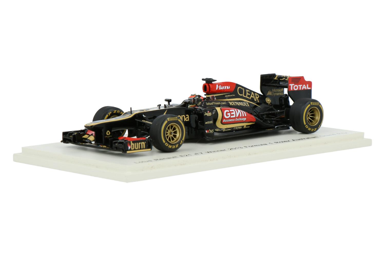 Lotus E21 - Modelauto schaal 1:43