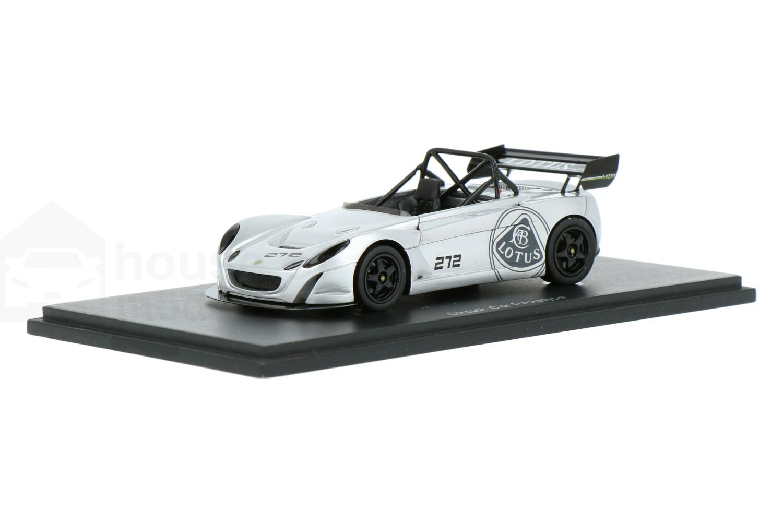 Lotus 272 - Modelauto schaal 1:43