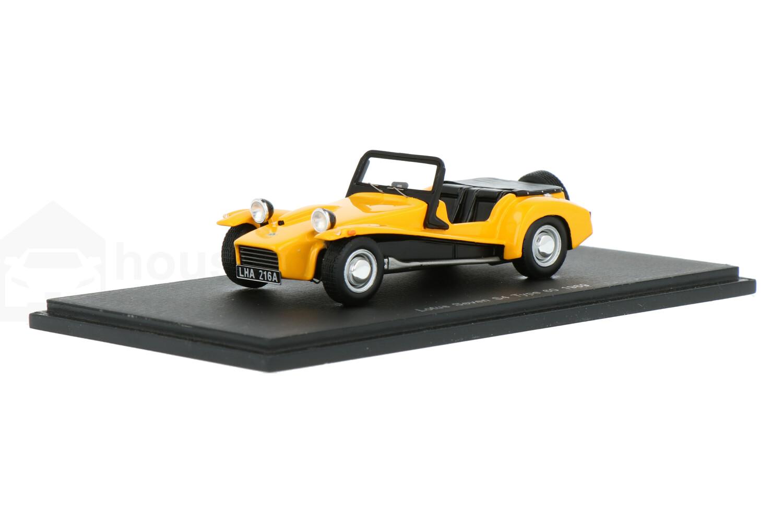 Lotus Seven S4 Type 60 - Modelauto schaal 1:43