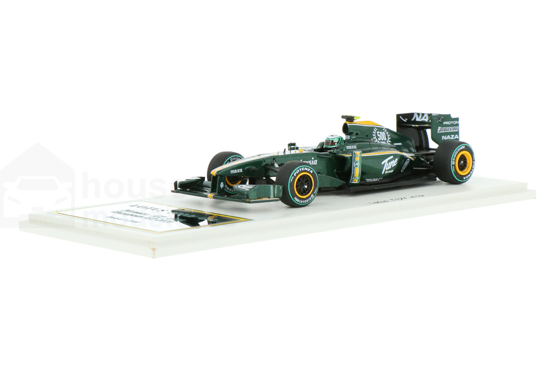 Lotus T127 - Modelauto schaal 1:43