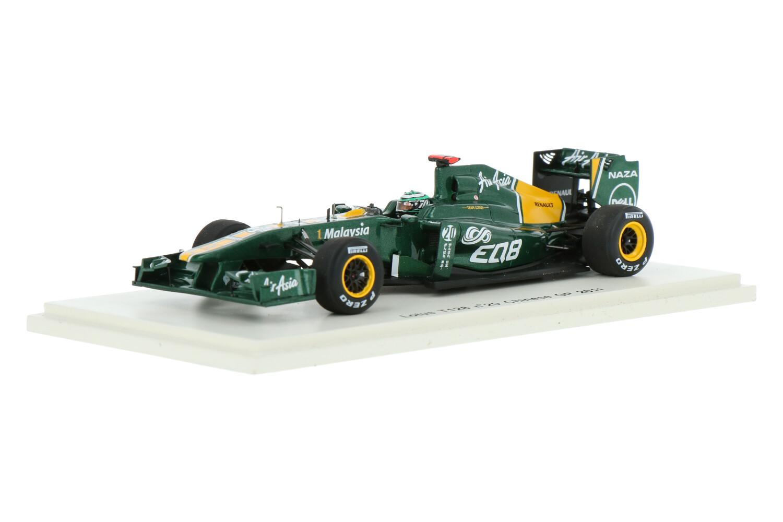 Lotus T128 - Modelauto schaal 1:43