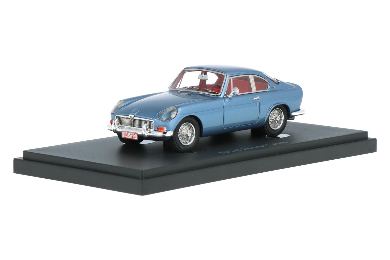 MG B Jacques Coune - Modelauto schaal 1:43