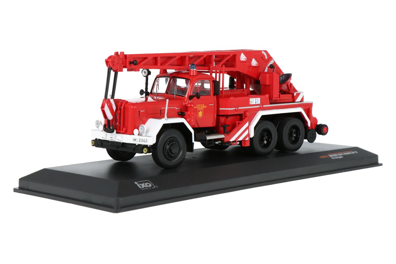 Magirus Deutz Uranus KW 16 Feuerwehr München - Modelauto schaal 1:43