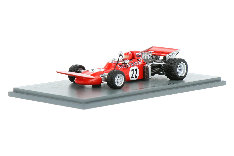 Marcos 711 - Modelauto schaal 1:43