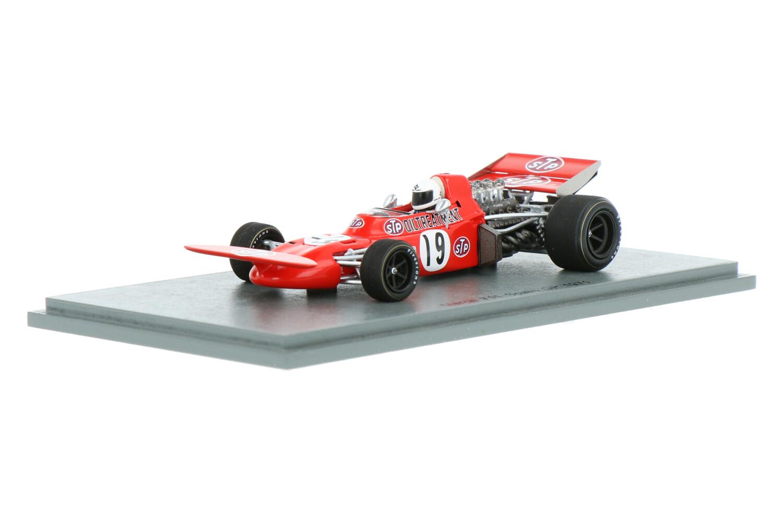 March 711 - Modelauto schaal 1:43