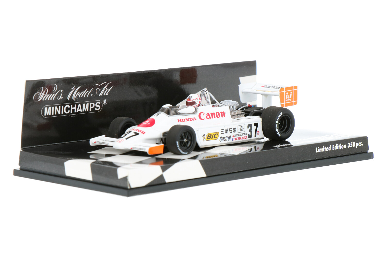 March 812 - Modelauto schaal 1:43