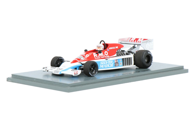Martini Mk23 - Modelauto schaal 1:43