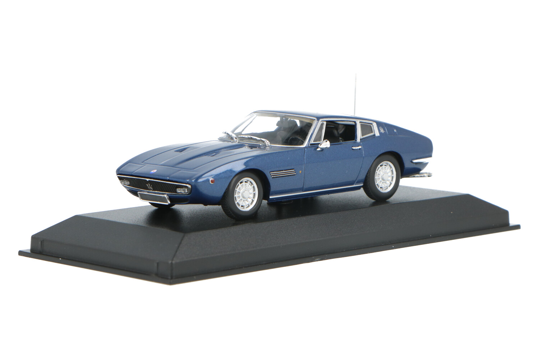 Maserati Ghibli Coupé - Modelauto schaal 1:43