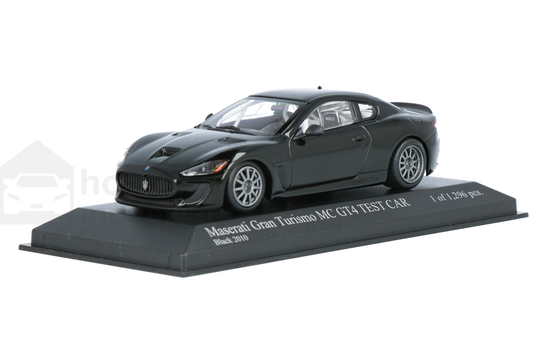 Maserati Gran Turismo MC GT4 Test Car - Modelauto schaal 1:43