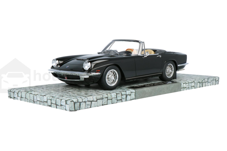 Maserati Mistral Spyder - Modelauto schaal 1:18