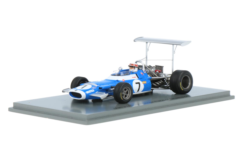 Matra MS80 - Modelauto schaal 1:43