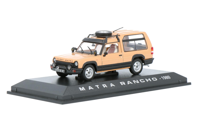 Matra Rancho - Modelauto schaal 1:43