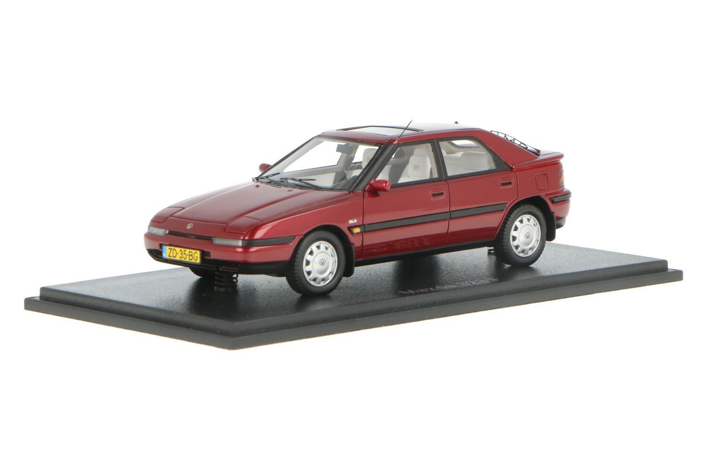 Mazda 323F - Modelauto schaal 1:43