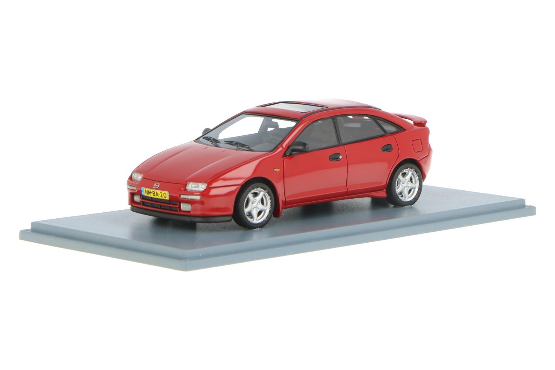 Mazda 323F BA MKII - Modelauto schaal 1:43
