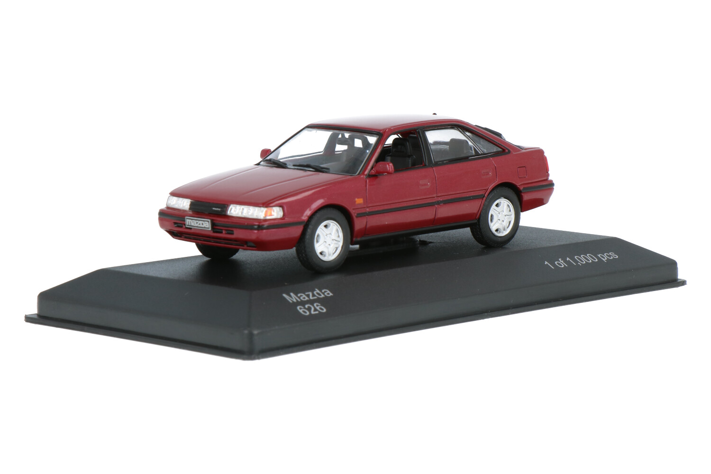 Mazda 626 - Modelauto schaal 1:43
