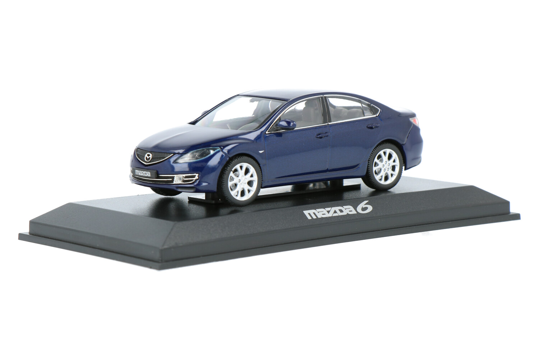 Mazda 6 Berline - Modelauto schaal 1:43