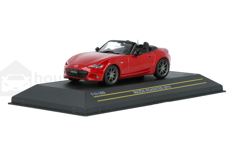 Mazda MX-5 Roadster - Modelauto schaal 1:43