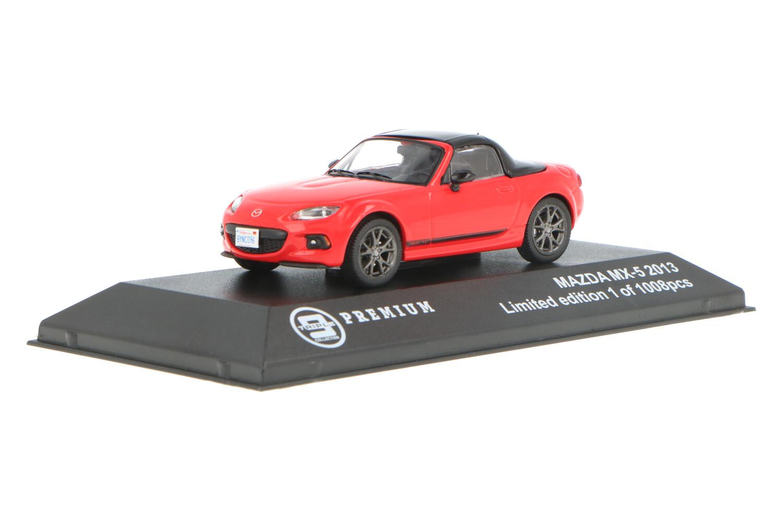 Mazda MX-5  - Modelauto schaal 1:43