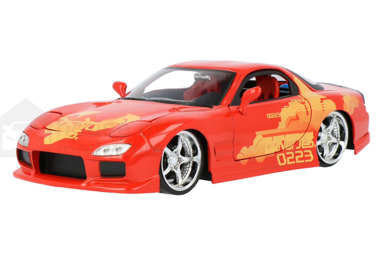 Mazda RX-7 JLS - Modelauto schaal 1:24