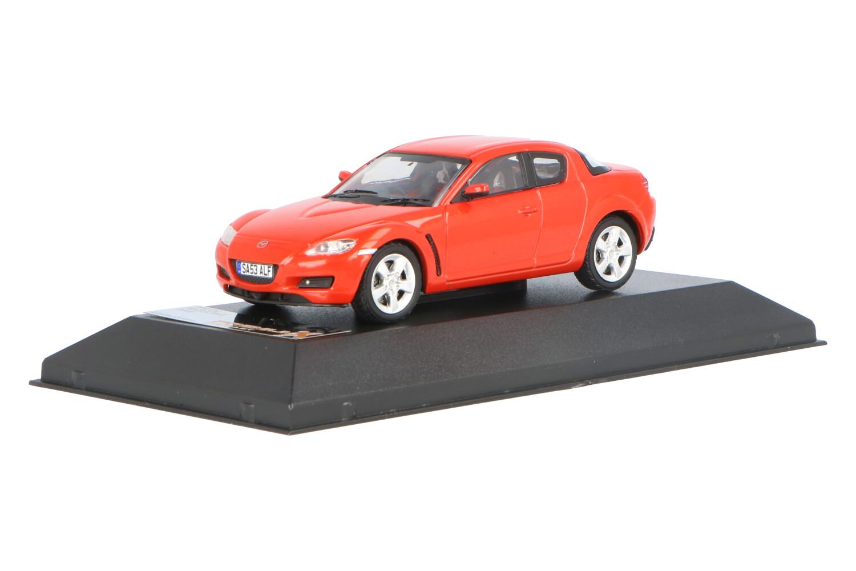 Mazda RX-8 - Modelauto schaal 1:43
