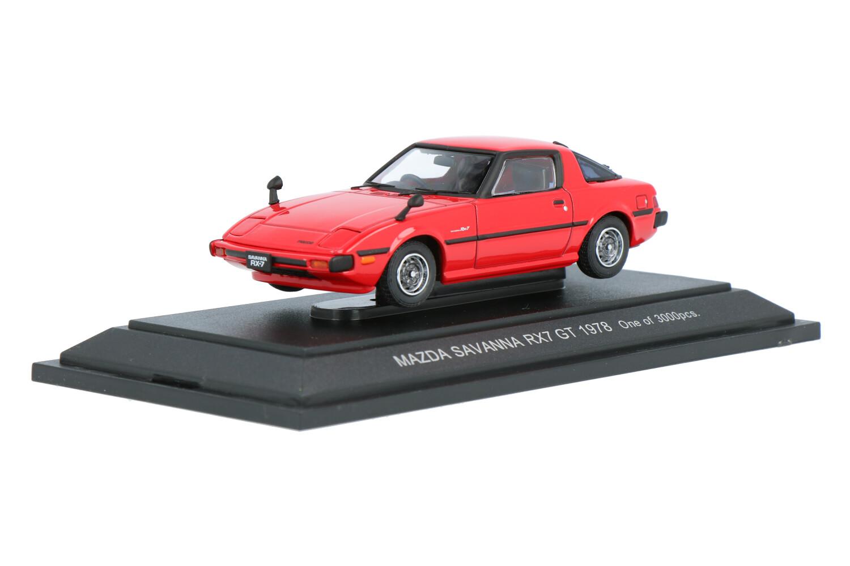 Mazda Savanna RX7 GT - Modelauto schaal 1:43