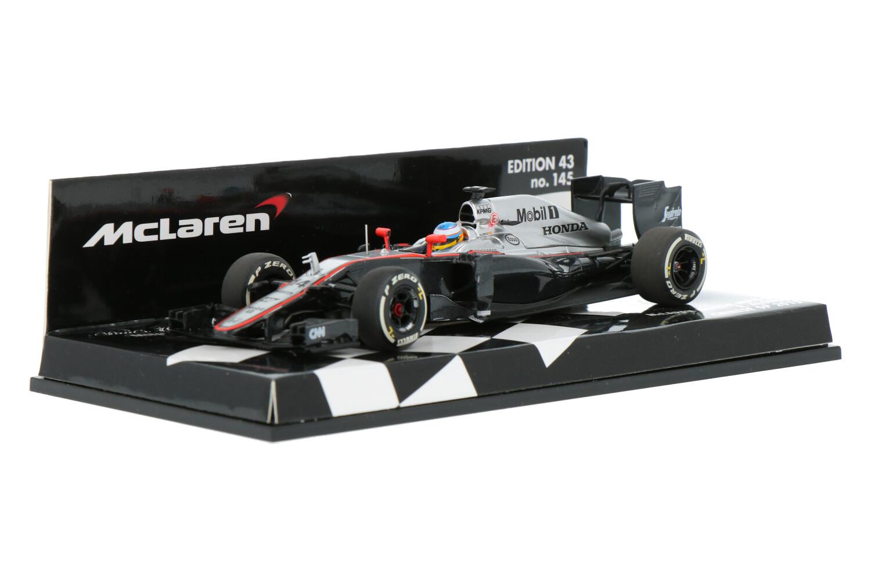 McLaren MP4-30 - Modelauto schaal 1:43