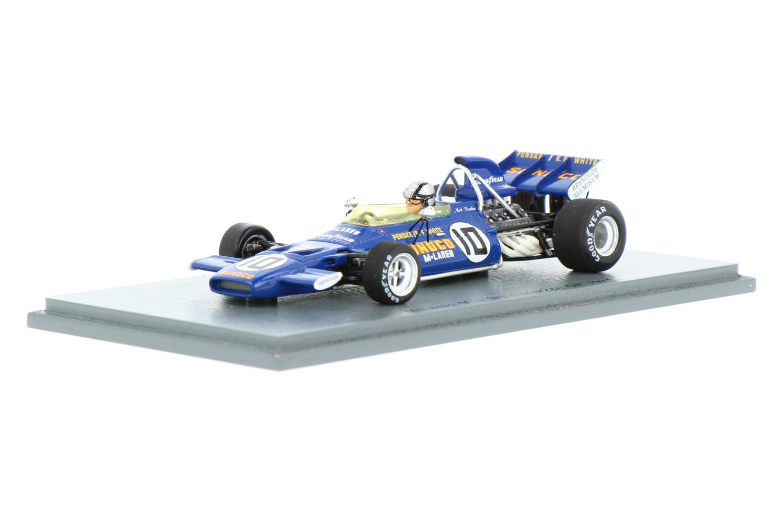 McLaren M19 - Modelauto schaal 1:43