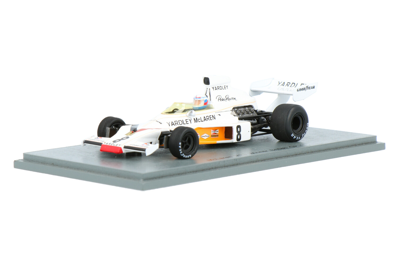 McLaren M23 - Modelauto schaal 1:43