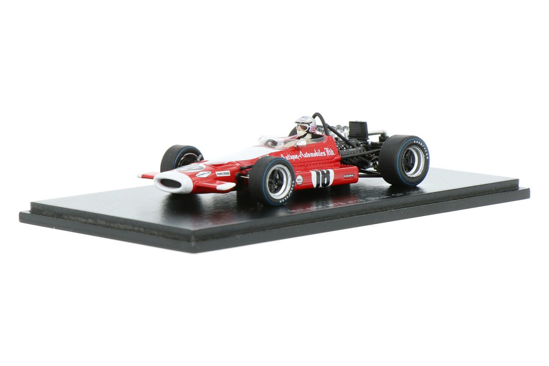 McLaren M7B - Modelauto schaal 1:43
