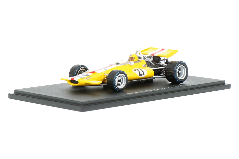 McLaren M7C - Modelauto schaal 1:43