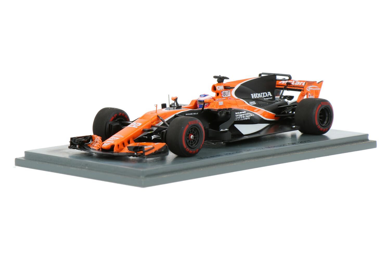 McLaren MCL32 - Modelauto schaal 1:43