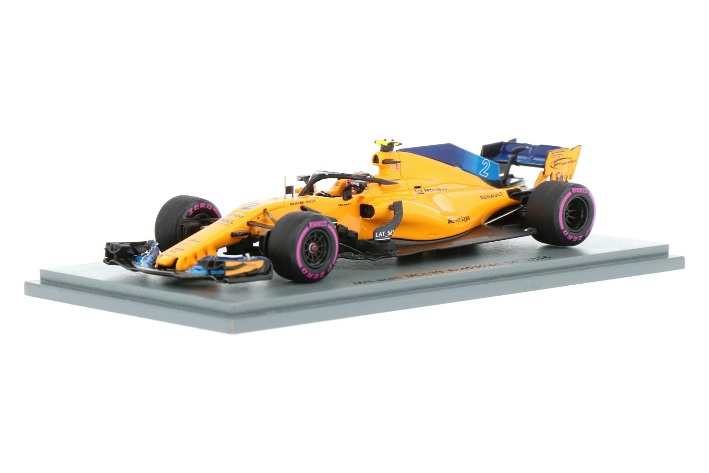 McLaren MCL33 - Modelauto schaal 1:43
