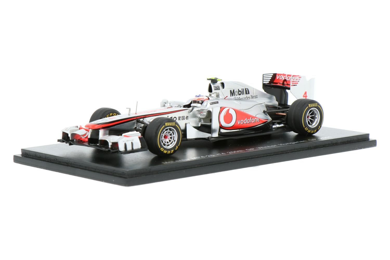 McLaren MP4-26 - Modelauto schaal 1:43