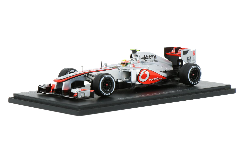 McLaren MP4-28 - Modelauto schaal 1:43