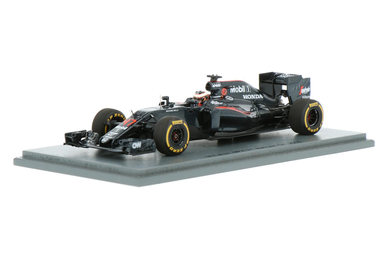 McLaren MP4-31 - Modelauto schaal 1:43